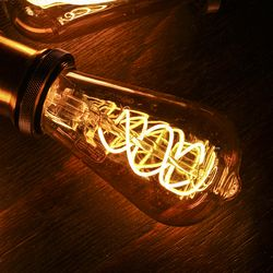 LED 빈티지 ST64 S