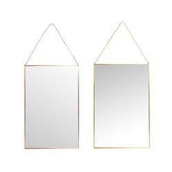 SKY 반신 직사각 거울 2종 시리즈