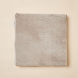 천연라텍스쿠션 사각방석 태국직수입 완제품