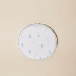 고급 태국라텍스 직수입 완제품 베이비 베개 짱구형 Oval