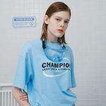 Champion tshirt-light blue