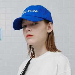 Diving club cap-blue
