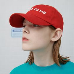 Diving club cap-red