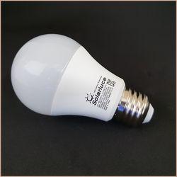 솔라루체 LED 램프 8W 정품 전구색 노란빛 벌브 전구