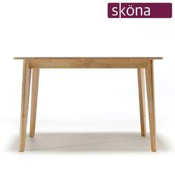 코르트 4인 원목 식탁 테이블
