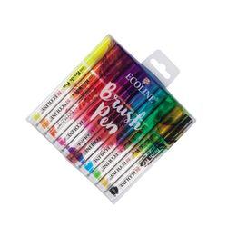 로얄탈렌스 탈렌스 에코라인 브러쉬펜- 10color Set