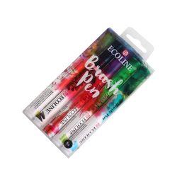 로얄탈렌스 탈렌스 에코라인 브러쉬펜- 5color Set