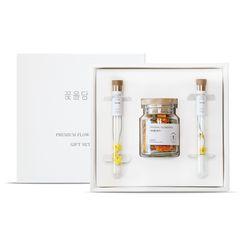 Original꽃차&티스틱세트+쇼핑백