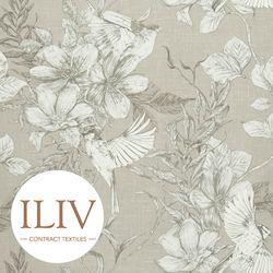 ILIV Aquitaine Fabric Charcoal 영국수입원단