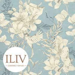 ILIV Sketchbook Fabric Wedgewood  영국수입원단 북유럽원단