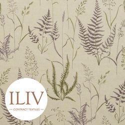 ILIV Botanica Fabric Heather 영국수입원단 북유럽원단
