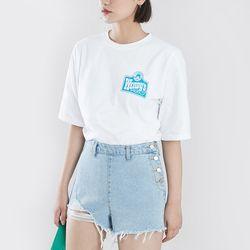 [로코식스] 헬로웬디 티셔츠