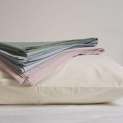 100s Premium Soft Pigment Summer Bedding. 8color. Q홑이불