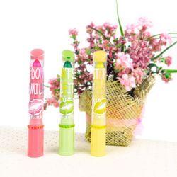 3000 립스틱모양 형광마킹펜