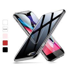 ESR 아이폰78 시리즈 미믹 글라스 케이스