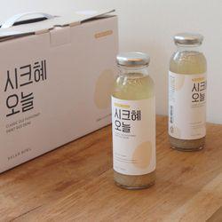 전통방식 그대로 만든 수제 식혜 시크혜-오늘 245ml (10병)
