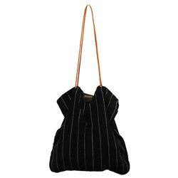 BREEZE BLACK-SHOULDER BAG