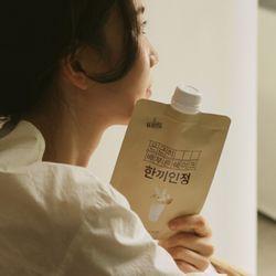 [무료배송] 한끼인정 - 간편 아침식사대용 선식 곡물쉐이크 7팩