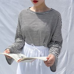 All-day stripe tee
