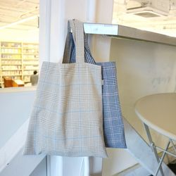 tartancheck mini bag ( 2 color )