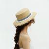 vintage marin tassel panama hat (2 ribbon color)