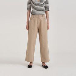 bruce cotton pants (2colors)