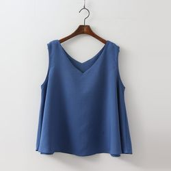 Aline V-Neck Blouse