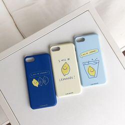 레모네이드 핸드폰케이스 아이폰7 8
