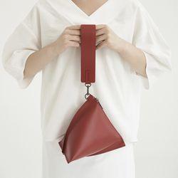 Ruby Triangle Bag