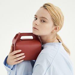 Ruby Cake Box Bag