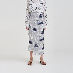 times lap skirt (2colors)