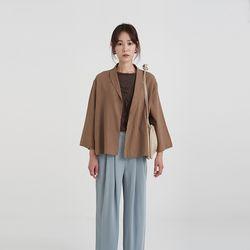 shawl tnin jacket (3colors)