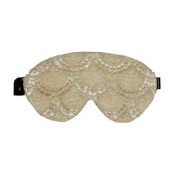 cleo silk sleep mask