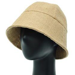 [더그레이]NHU04.린넨벨라인 여성 벙거지 모자 버킷햇