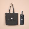 [TASTE in GRIMM] TIG REAL ECOBAG  BOTTELBAG (GRAY) 에코백