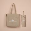[TASTE in GRIMM] TIG REAL ECOBAG  BOTTELBAG (BEIGE) 에코백