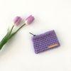블루베리 카드지갑(3color)