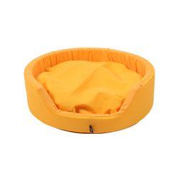 [심플원방석]Simple Cushin Yellow L