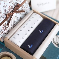MediumTempo  - 포커스&돛단배 선물세트(2장& 선물박스)