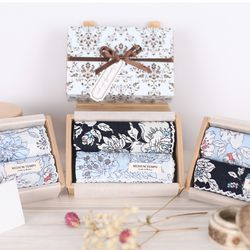 MediumTempo - 모란 2종 선물세트(2장& 선물박스)