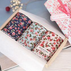 MediumTempo - 꽃길 3종 선물세트(3장& 선물박스)