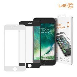 [무료배송 ~7/27까지] 랩씨 아이폰 8  7 풀커버 강화유리 액정보호필름