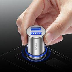 LED 메탈 컴팩트 차량용 고속 충전기