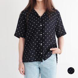 부루앤쥬디 퐁퐁 셔츠 WGKG3BL006