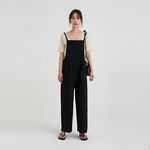 strap free overall (2colors)