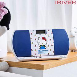 [무료배송] 키티에디션 슬림 블루투스 오디오 CD플레이어 IA90