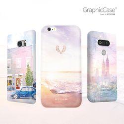 러블리 그래픽 핸드폰 케이스갤럭시S6