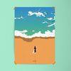 유니크 인테리어 디자인 포스터 M 고 서핑2 A3(중형)