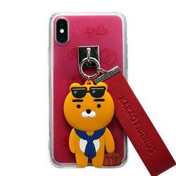 카카오프렌즈 테슬 케이스.아이폰7(8)플러스공용
