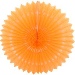 페이퍼휠 45cm 오렌지